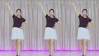 菲悦舞蹈《映山红》 正反面演示及分解动作教学