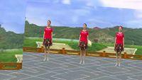 上津叶子舞蹈《老妹你真美》原创附分解【个人版】 原创附教学口令分解动作演示