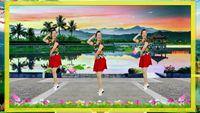 蝶舞芳香舞蹈《北江美》水兵舞 正背面演示及口令分解动作教学和背面演