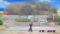 浙江东阳柏拉图舞蹈大扇舞《映山红》 完整版演示及口令分解动作教学