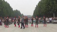 习舞顽童领舞《北江美》 原创附正背面教学口令分解动作演示