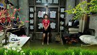 爱萍舞蹈八一巨献《映山红》编舞太湖一莲 完整版演示及分解教学演示