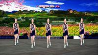 舞动梓州新鲁舞蹈《老妹你真美》42步鬼步舞 正反面演示及分解动作教学