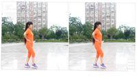 三月红舞蹈《映山红》编舞:刘荣老师 完整版演示及分解教学演示
