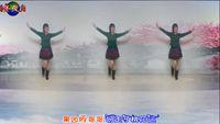 久久妙妍舞蹈  《桃花运》  初学排舞 正背面演示及口令分解动作教学和背面演