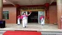 祁陽薩麗自娛廣場舞一舞曲《張燈結彩》 完整版演示及分解教學演示