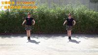 """重庆宝娜舞蹈-《桃花运》原创编舞附教学"""" 完整版演示及口令分解动作教学"""