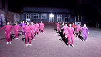 惠惠舞蹈《桃花运》18.04.20 原创附正背面教学口令分解动作演示
