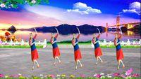 凤之韵舞蹈《北江美》编舞青儿 演示 制作 凤之韵 正背面演示及慢速口令教学