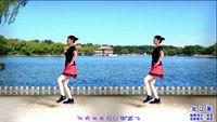 禹雯舞蹈《北江美》原创32步附教学 口令分解动作教学