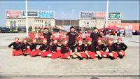 芷月飞扬舞蹈  活动视频《北江美》编舞  周周老师 正背面演示及口令分解动作教学