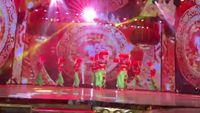 麗華舞蹈《張燈結彩》 完整版演示及分解教學演示