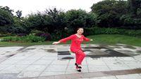 咸安葆春廣場舞 《小雞小雞》 正背面演示及口令分解動作教學
