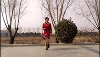 秋叶舞蹈《桃花运》 完整版演示及口令分解动作教学