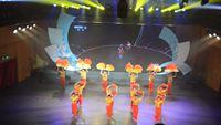 怡達廣場舞團隊版《張燈結彩》 口令分解動作教學演示