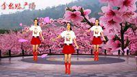 李幺妹舞蹈【桃花运】 正反面演示及分解动作教学