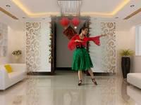 桂林舞蹈 哑巴新娘 表演 个人版 正背面演示及慢速口令教学
