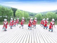 芜湖弘善舞蹈 幸福山歌 表演 原创附正背面教学口令分解动作演示