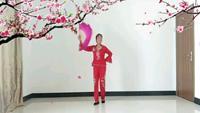 董家水仙花廣場舞∠※∠※《最親的人》正背面演示及口令分解動作教學和背面演
