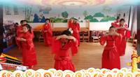 淮北城南莉梅厚德载物表演团队版 正反面演示及分解动作教学