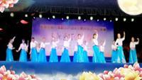 麦积区老年大学舞蹈班东泉表演团队版 经典正背面演示及口令分解动作教学