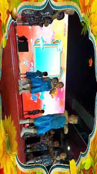 大风车幼儿园小小班蹦蹦蹦表演团队版 完整版演示及分解教学演示