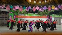 常德馨概念健身舞队湖南妹子表演团队版 完整版演示及口令分解动作教学