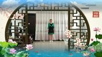 陆良县中枢镇茶花一社队心在草原飞。表演团队版 完整版演示及分解教学演示