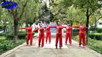 山西省永濟虞鄉農場蕎麥花表演團隊版 完整版演示及口令分解動作教學