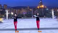 滕州協會喬春蕎麥花馬蘭常靜表演雙人版 正背面演示及慢速口令教學