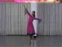 纯艺舞吧广场舞 雪山姑娘 正背面演示
