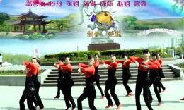 荊州楚悅廣場舞 花樣年華健身隊《小雞小雞》原創舞蹈 團隊演示