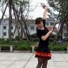 汉阴涧池玫瑰广场舞