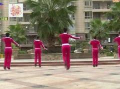 杨丽萍舞蹈 《桃花运》原创活力健身操 附正背面口令分解教学演示