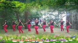 大湾群联广场舞《看透你》原创舞蹈 附正背面口令分解教学演示