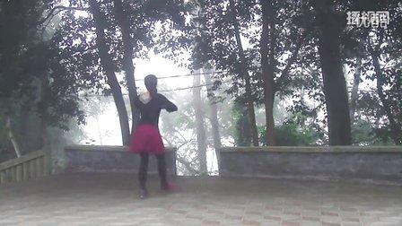 大湾群联广场舞《动起来》原创舞蹈 附正背面口令分解教学演示