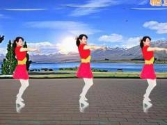 鄂州益馨舞蹈《桃花运》原创32步恰恰舞 附正背面口令分解教学演示