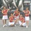 麗麗自由廣場舞