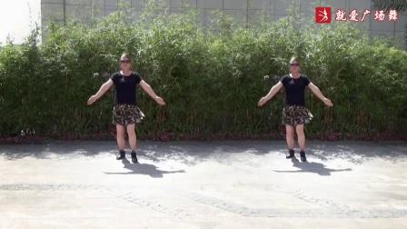 宝娜舞蹈《桃花运》原创附正背面教学口令分解动作演示