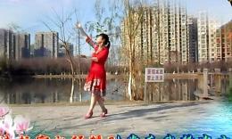 阳光天使广场舞《雪山姑娘》编舞:青儿