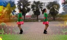 小丫健身舞《小雞小雞》原創舞蹈 可愛俏妮2人版