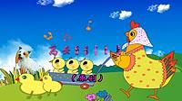 高安子君廣場舞《小雞小雞》原創舞蹈 附背面分解動作教學演示