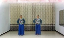 许岭飘逸广场舞《国韵》