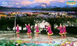 兴梅广场舞《雪山姑娘》正面演示版