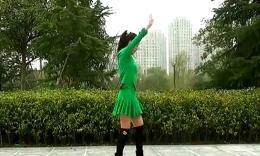 茉莉花絮广场舞《雪山姑娘》含茉莉老师动作分解教学