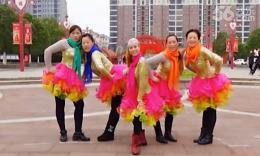 阿梅廣場舞《小雞小雞》