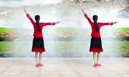 世纪芳草广场舞《美丽的雪山姑娘》编舞重庆叶子