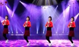 全椒管壩鳳妹廣場舞《小雞小雞》演示約定 制作碧玉 編舞格格