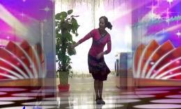 荆州电大广场舞《飞歌醉情怀》编舞田益珍 个人版 精彩的演绎
