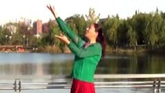 糖豆广场舞课堂《雪山姑娘》附背面演示和青儿慢速口令分解教学